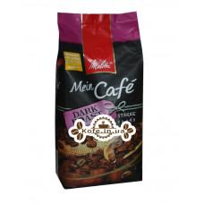 Кава Melitta Mein Cafе Dark Roast зернова 1 кг (4002720008737)