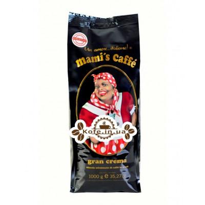 Кофе Mami's Gran Crema 1кг зерновой