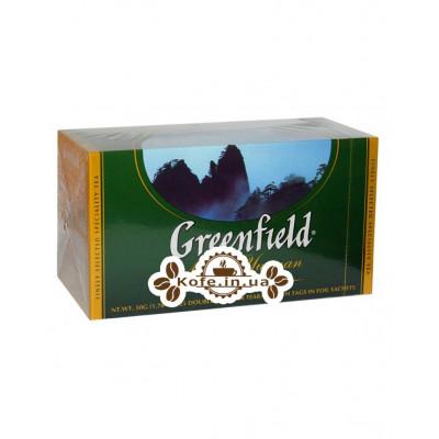 Чай Greenfield Magic Yunnan Юннань 25 х 2 г (4820022862006)