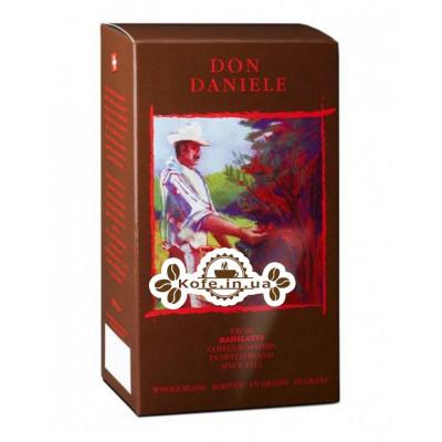 Кофе Badilatti Don Daniele 250 г зерновой
