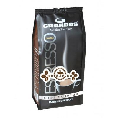Кава GRANDOS Espresso мелена 250 г (4009041103189)