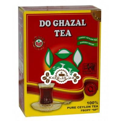 Чай AKBAR Do Ghazal Pure Ceylon Tea 100 г к / п (4796015724371)
