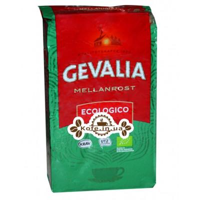 Кава GEVALIA Mellan Rost Ecologico мелена 450 г (8711000537411)
