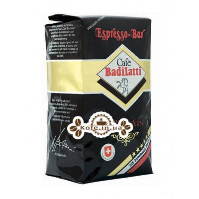 Кофе Badilatti Espresso Bar 500 г зерновой