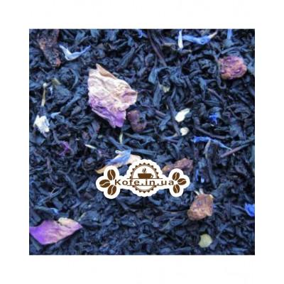 Феєрія чорний ароматизований чай Країна Чаювання 100 г ф / п