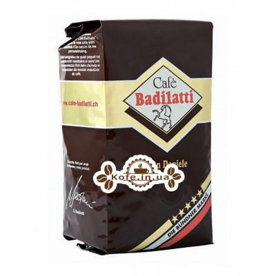 Кофе Badilatti Don Daniele 500 г зерновой