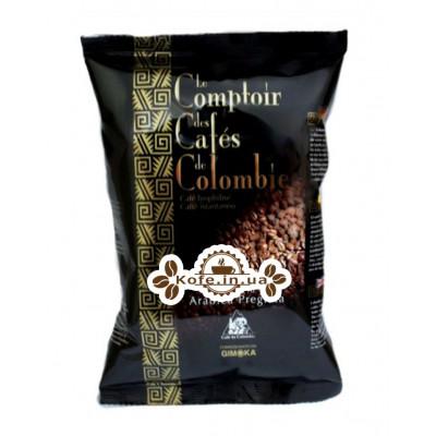 Кава GIMOKA Cafe Colombia розчинна 200 г економ. пак.