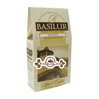 Чай BASILUR Kandy Канді - Лист Цейлону 100 г к / п (4792252100084)