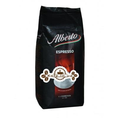 Кава JJ DARBOVEN Alberto Espresso зернова 1 кг (4006581006819)