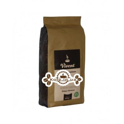 Кава Vivent Barocco зернова 1 кг