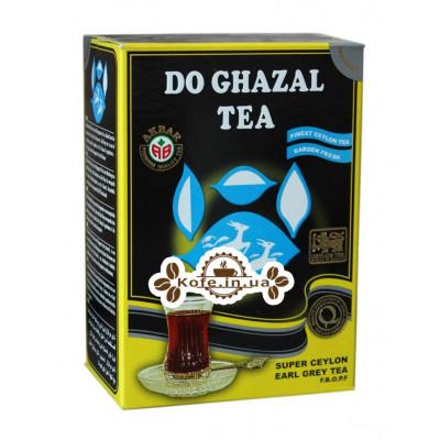 Чай AKBAR Do Ghazal Super Ceylon Earl Grey Tea 100 г к / п (4796015724364)