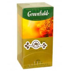 Чай Greenfield Honey Rooibos Медовий Ройбуш 25 х 1,5 г (4820022862884)