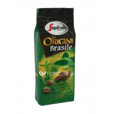 Кава Segafredo Le Origini Brasile мелена 250 г (8003410240549)