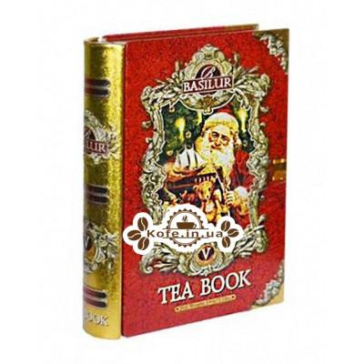 Чай BASILUR Winter Book Том 5 - Зимова Книга 100 г ж / б (4792252916197)