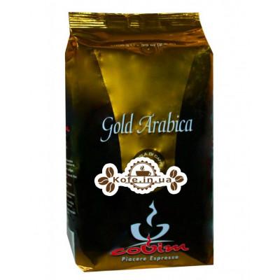 Кава COVIM Gold Arabika зернова 1 кг (8011952202246)