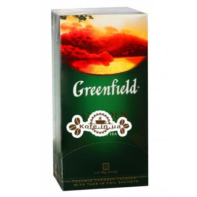 Чай Greenfield Golden Ceylon Цейлон 25 х 2 г (4823096801049)