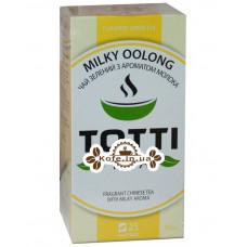 Чай Totti Milky Oolong Молочний Улун 25 x 2 г (8719325127027)
