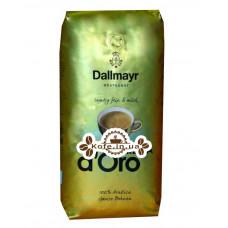 Кава Dallmayr Crema d'Oro зернова 1 кг (4008167152729)