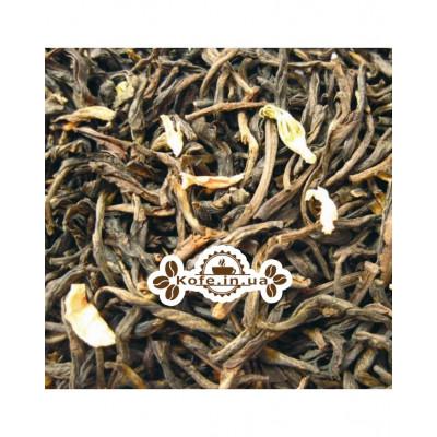 Черный с Жасмином черный ароматизированный чай Чайна Країна