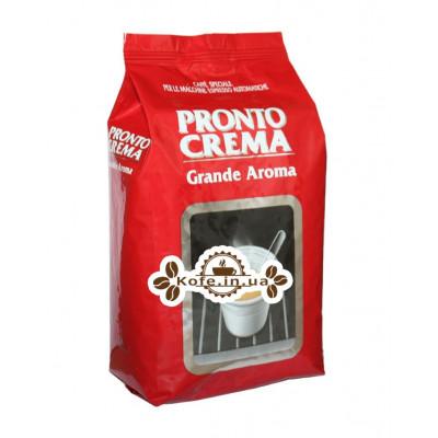Кава Lavazza Pronto Crema Grande Aroma зернова 1 кг (8000070078215)