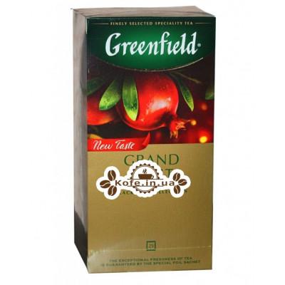 Чай Greenfield Grand Fruit Гранат 25 х 2 г (4823096805863)