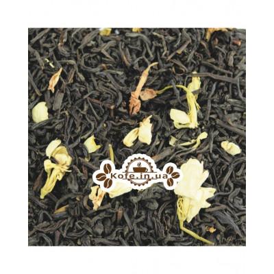 Граф Грей з жасмином чорний ароматизований чай Світ чаю