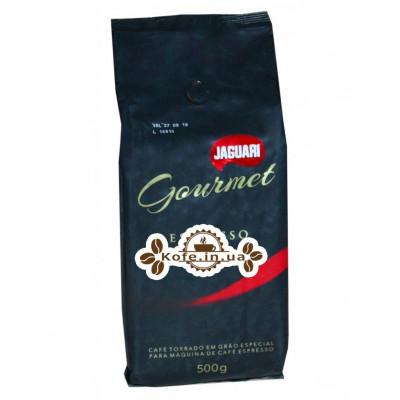 Кава Jaguari Gourmet Espresso зернова 500 г (7896360210028)