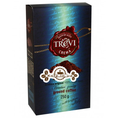 Кофе Trevi Crema молотый 250 г (4820140050286)
