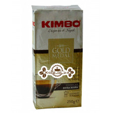 Кава KIMBO Gold Medal мелена 250 г (8002200101275)