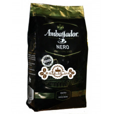 Кава Ambassador Nero зернова 1 кг (4051146000962)