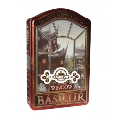 Чай BASILUR Chinese Китай - Окна 100 г ж/б (4792252919112)