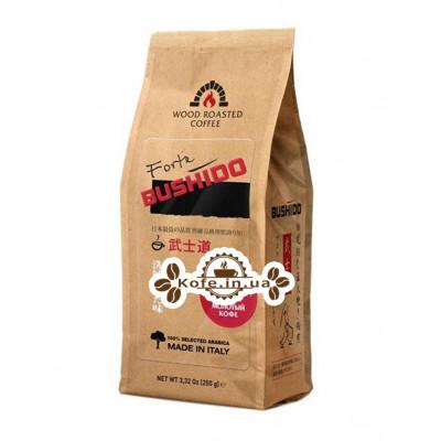 Кофе Bushido Forte молотый 250 г (5060367340077)