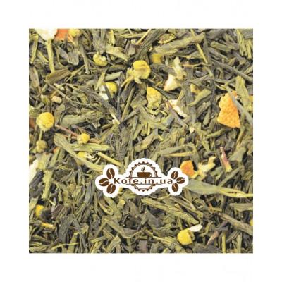 Японский Цветок зеленый ароматизированный чай Світ чаю