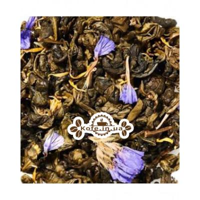 Зелена Равлик Ягідна зелений ароматизований чай Країна Чаювання 100 г ф / п