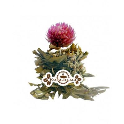 Клубника Императора зеленый вязаный чай Світ чаю
