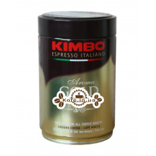 Кофе KIMBO Aroma Gold 100% Arabica молотый 250 г ж/б (8002200102128)