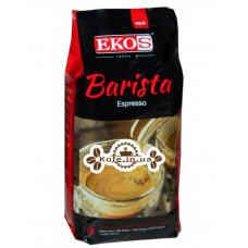 Кофе EKOS Barista Espresso зерновой 1 кг (5609374249074)