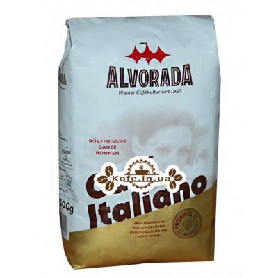 Кофе ALVORADA il Caffe Italiano зерновой 500 г (9002517123402)