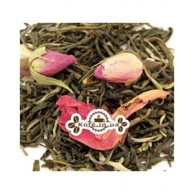 Білий з Шафраном білий елітний чай Чайна Країна