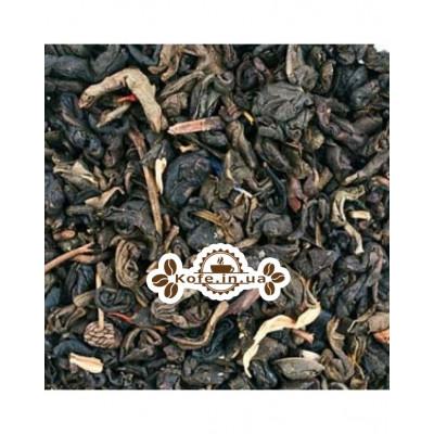 Малахитовая Шкатулка зелений ароматизований чай Чайна Країна