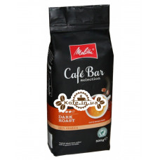 Кофе Melitta Cafe Bar Selection Dark Roast  зерновой 500 г (4002720004463)