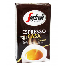 Кава Segafredo Espresso Casa мелена 250 г (8003410344117)