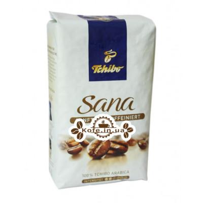 Кофе Tchibo Sana без кофеина зерновой 500 г (4006067081552)