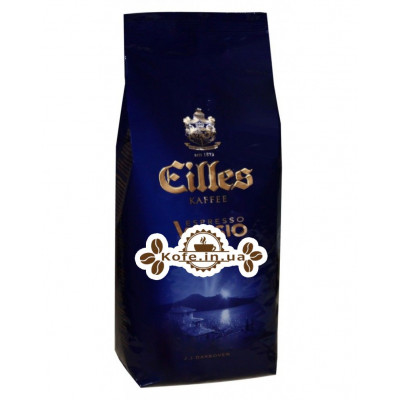 Кава JJ DARBOVEN Eilles Espresso Versio зернова 1 кг (4008187001182)
