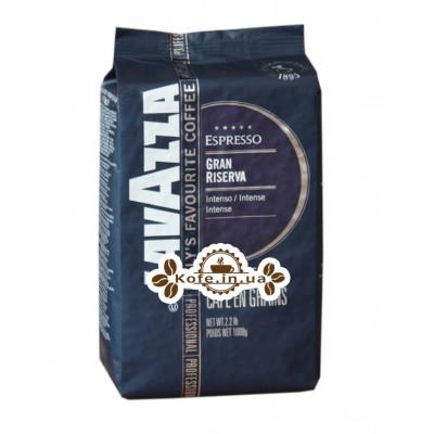 Кава Lavazza Espresso Gran Riserva зернова 1 кг (8000070022300)