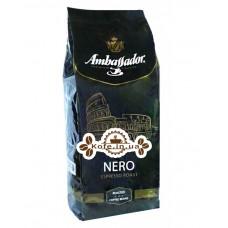 Кава Ambassador Nero зернова 1 кг Німеччина (4051146000962)