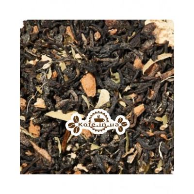 Масала Чай черный ароматизированный чай Чайна Країна