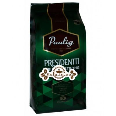 Кофе Paulig Presidentti Original Strong зерновой 1 кг (6411300169344)