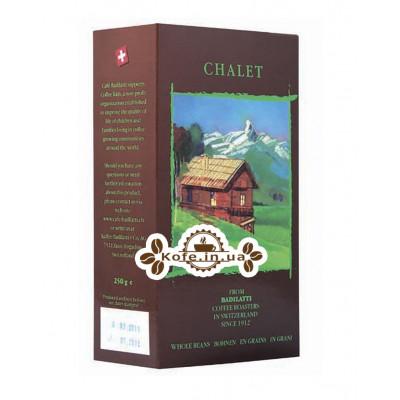 Кофе Badilatti Chalet 250 г зерновой