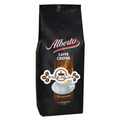 Кофе JJ DARBOVEN Alberto Caffe Crema зерновой 1 кг (4006581016825)